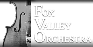 Fox Valley Orchestra Logo